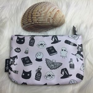 IPSY Halloween Black Magic Cosmetic Bag